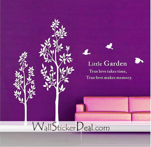 Little Garden Birds and puno pader Stickers