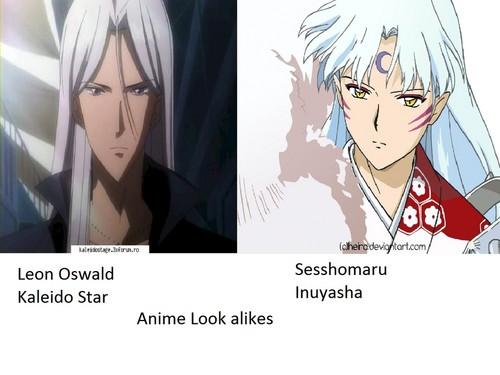 Look alike!!!!