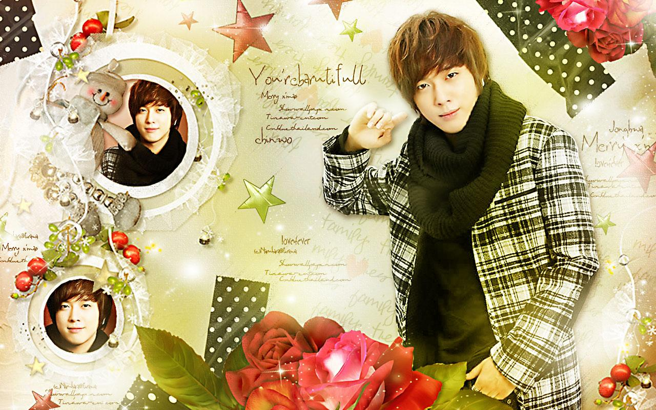 Любовь Jung Yong Hwa