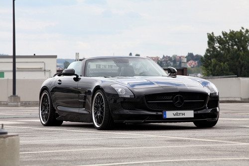 MERCEDES - BENZ AMG SLS ROADSTER BY VATH