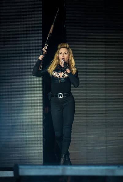 "Madonna ""MDNA"" Tour - London"