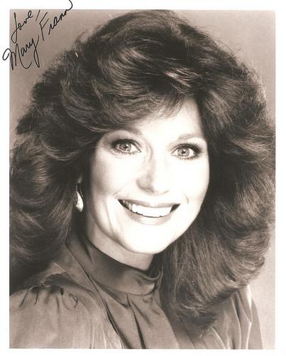 Mary Frann (February 27, 1943 – September 23, 1998
