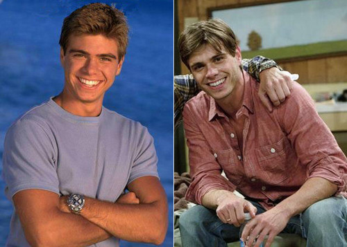 Boy Meets World wallpaper entitled Matthew Lawrence today