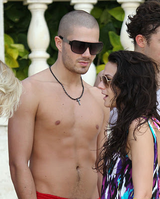 Max George Michelle Keegan