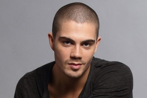 The Wanted wallpaper with a portrait called Max George :)