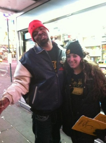 Me and Meth on Broadway