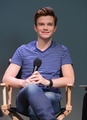 Meet The Author: Chris Colfer, 'The Land Of Stories' at the Apple Store Soho - chris-colfer photo