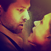 Megstiel [5x10] - castiel-and-meg icon
