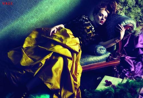 Mert Alas and Marcus Piggott Photshoot 2011 for Vogue