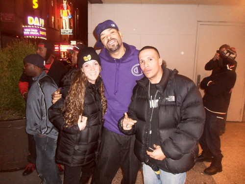 Method Man at Best Buy Theater 2012