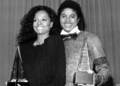 Michael And Diana Ross - michael-jackson photo