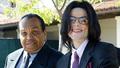 Michael And His Father, Joseph - michael-jackson photo