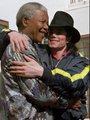 Michael And Nelson Mandela - michael-jackson photo