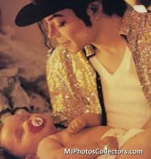 Michael and Baby Prince