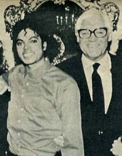 Michael and Cary Grant