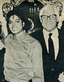Michael and Cary Grant - michael-jackson photo