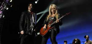 Michael and Orianthi