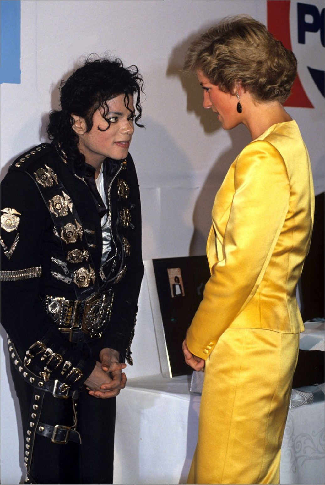 Michael and Princess
