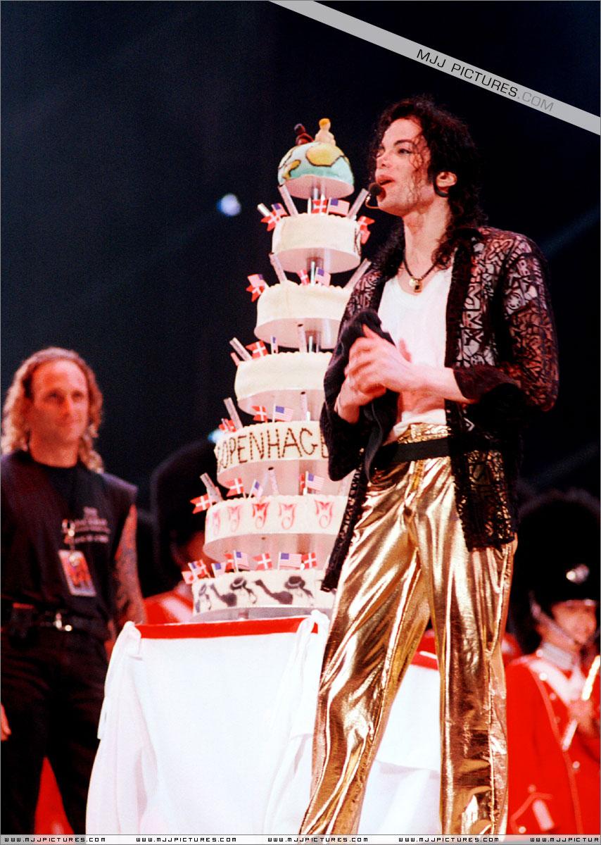 "Michael's ""39th"" Birthday In Copenhagen, Denmark"