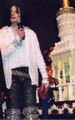 "Michael's ""45th"" Birthday Party"