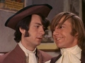 Mike Nesmith and Peter Tork