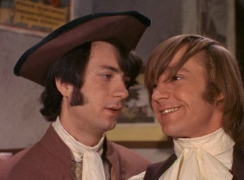 Mike Nesmith wallpaper called Mike Nesmith and Peter Tork
