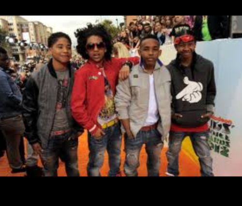 Mindless Behavior.