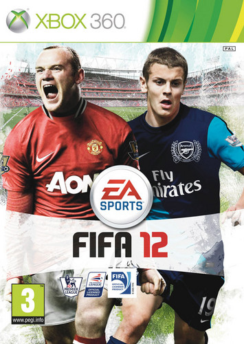 My 360 collection - FIFA 12