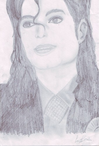 My MJ sketch no3