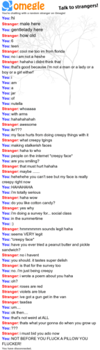 My Omegle Experience