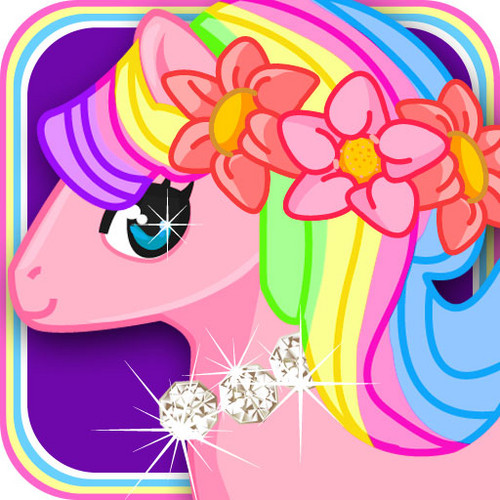 My ngựa con, ngựa, pony Girls App