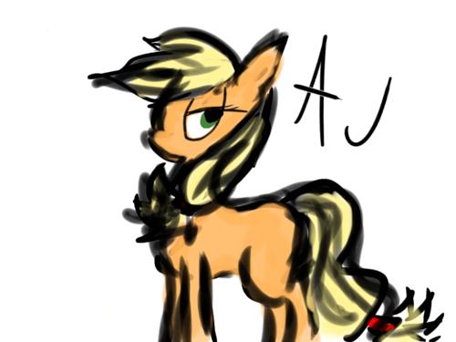 My pony doodles