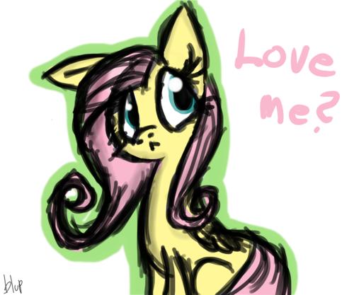 My ポニー doodles