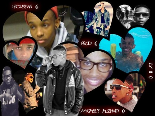 Prodigy Mindless Behavior Wallpaper Called My