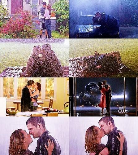 Нейтан и Хэйли Rain Scenes ♥
