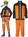 Naruto Shippuden Uzumaki Hokage Cosplay Costume