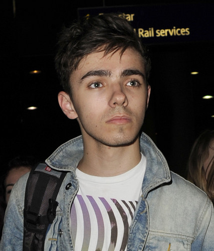 The Wanted Hintergrund called Nathan Sykes :)