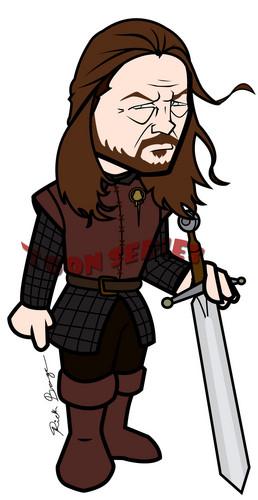 Ned Stark's Toon