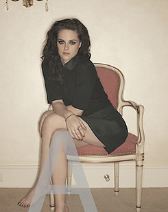ক্রিস্টেন স্টুয়ার্ট দেওয়ালপত্র titled New Kristen Shoot (Watermarked)