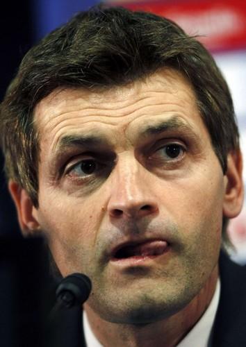 New coach Tito Vilanova - Press Conference