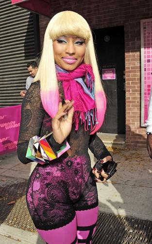 Nicki Minaj - 2011 Billboard 音乐 Awards - Arrivals