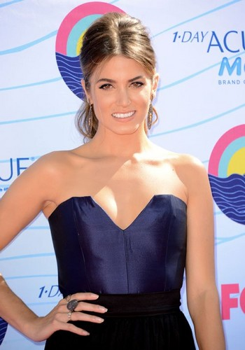 Nikki Reed at TCA 2012