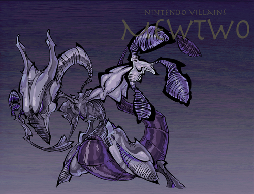 Nintendo Villains