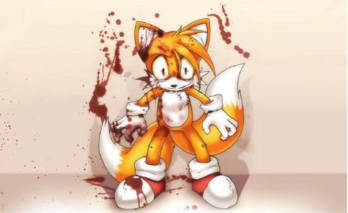 Omg.... i didnt expect tails to be this sort of character