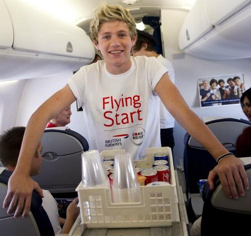 One Direction (British Airways)