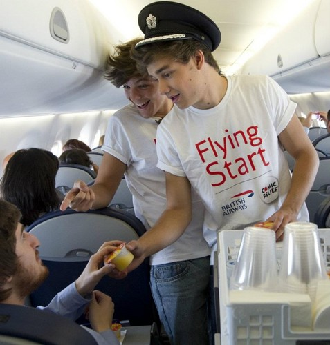 One Direction (British Airways)