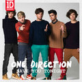 One Direction - Save anda Tonight (CD Single) Fanmade