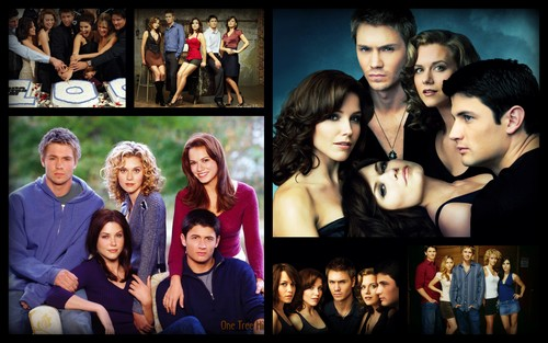 One Tree Hill Wallpaper With A Portrait Titled