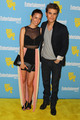Paul and Torrey at Comic Con - Entertainment Weekly Celebration (July 14th, 2012) - paul-wesley-and-torrey-devitto photo