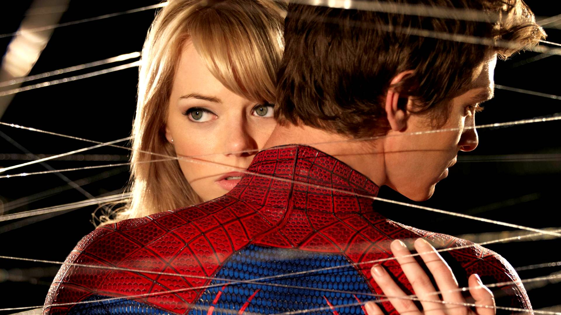 The Amazing Spider Man2012 Images Peter Gwen HD Wallpaper And Background Photos